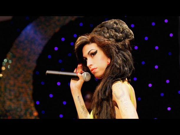 Amy Winehouse Estrenan en julio documental de la artista