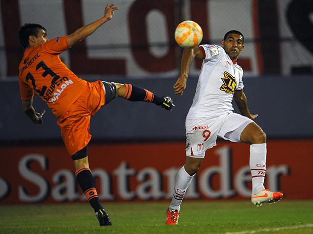 Huracán vs Universitario de Sucre El resumen del partido (VIDEO)