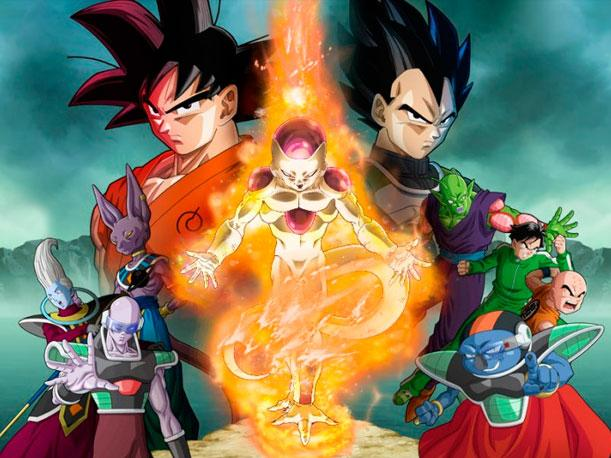 Dragon Ball Z Fukkatsu no F El ending de la película (VIDEO)