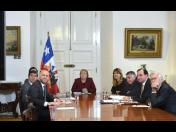 Chile y Bolivia en La Haya: Michelle Bachelet resaltó ''defensa impecable''