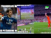 Real Madrid: Iker Casillas víctima de memes por blooper (FOTOS)
