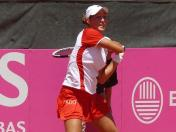 Fed Cup: Equipo peruano clasificó a los play off