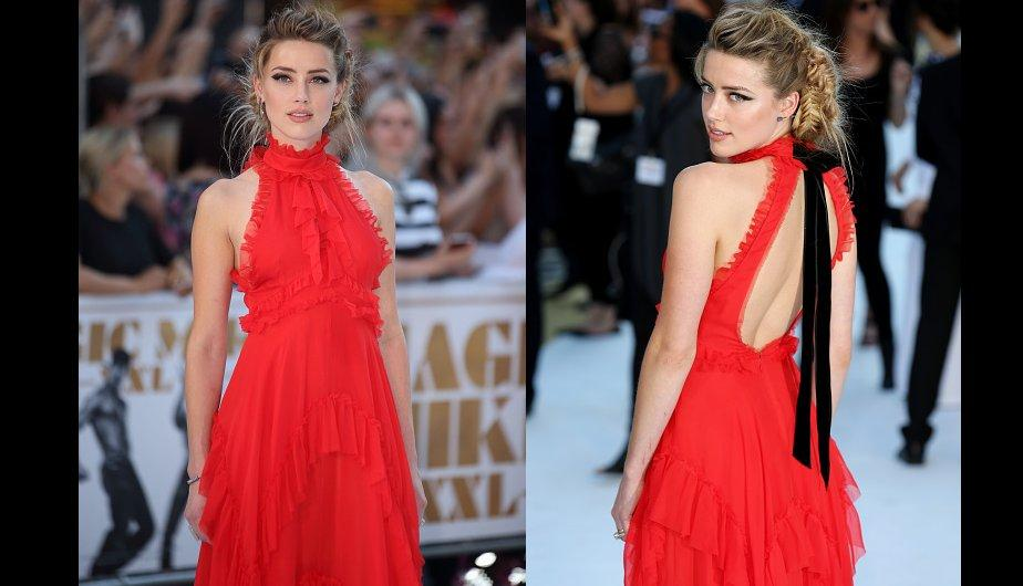 Amber Heard. (Foto: Getty Images)