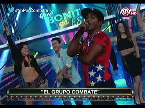 Combate Integrantes del reality forman grupo musical (VIDEO)