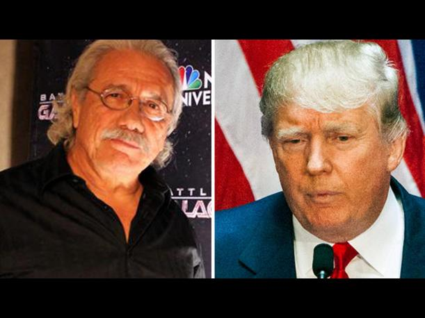 Edward James Olmos pide a latinos boicotear a Donald Trump