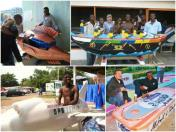 Ghana: Original coffins for a funeral with style