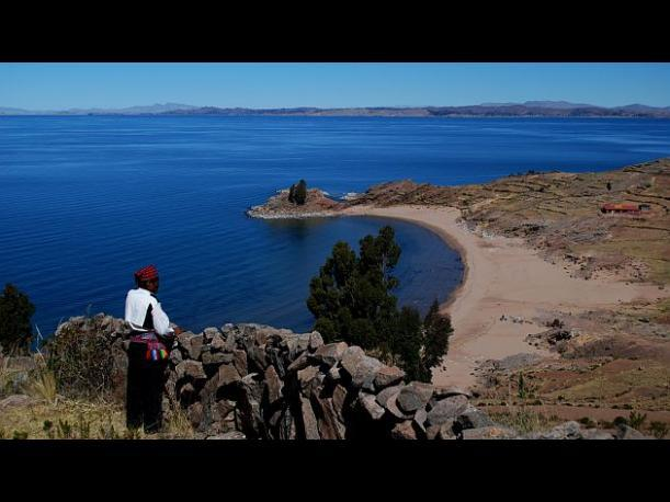 Puno: Taquile Island, the origins of the Lake Titicaca