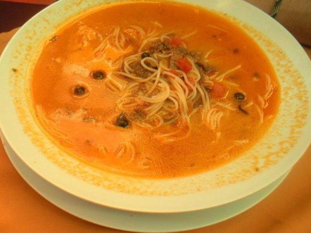 Sopa Criolla Learn the recipe and cook it at home (VIDEO)