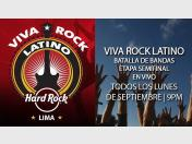 Arrancó el Viva Rock Latino 2015 en el Hard Rock Café