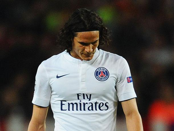 Camiseta Paris Saint Germain Edinson CAVANI