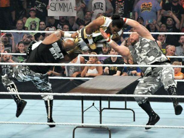 WWE The New Day dio grave calificativo a The Dudley Boyz (VIDEO)