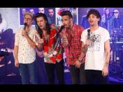 One Direction: Infinity es el tercer single de Made in the A.M.