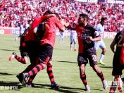 Melgar goleó al Real Garcilaso y está en la final del Play Off 2015