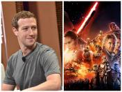 Mark Zuckerberg se declara fan de Star Wars con tierna foto