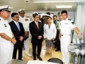 China hospital ship to assist over 2,000 Peruvian patients for free