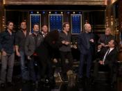 "Billy Joel, Simmons y Jimmy Fallon cantaron ""For the Longest Time"""