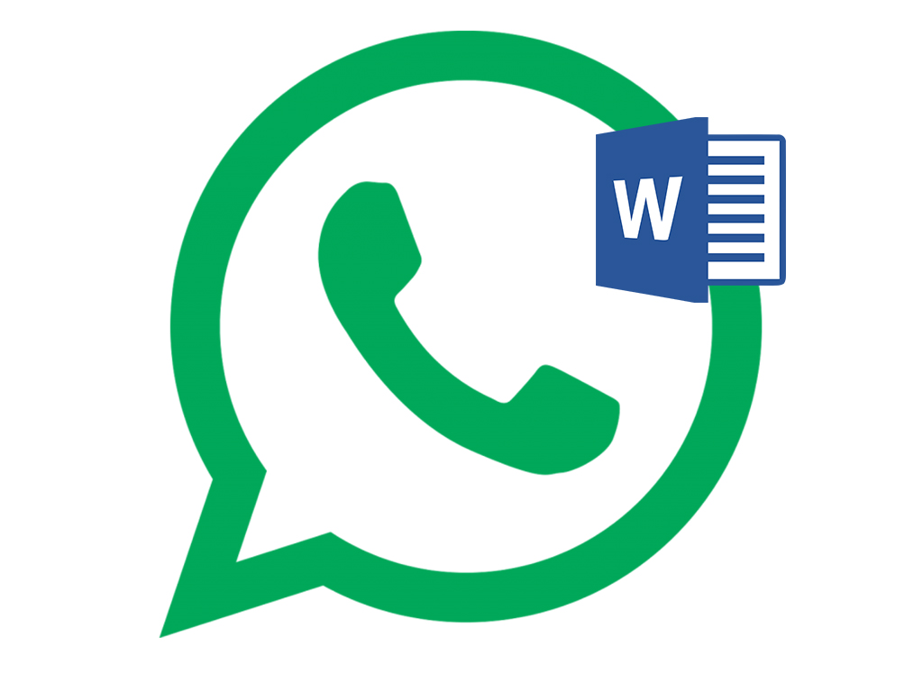 WhatsApp: envía documentos word o PDF usando este truco | EPIC ...