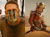 """Mad Max"" y ""The Martian"" regresan a los cines como antesala de los Oscar"