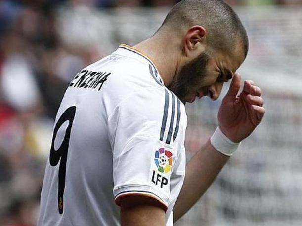 Real Madrid Karim Benzema y la terrible noticia previo al clásico contra Barcelona