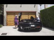 Two Grannies Drive A Lamborghini (VIDEO)
