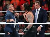 Undertaker vs Shane McMahon: el careo intenso en Raw previo a Wrestlemania 32