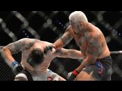 UFC: revive foto por foto el terrible puñete de Mark Hunt a Frank Mir