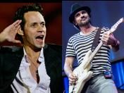 Marc Anthony y Juanes actuarán en los Premios Billboard Latinos