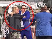 YouTube: video de Nicolas Cage y Vince Neil forcejeando es viral