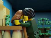 William Shakespeare en versión LEGO te arrancará una sonrisa