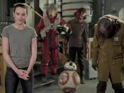 YouTube: mensaje de Daisy Ridley por el Star Wars Day es viral