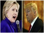 Hillary Clinton supera a Donald Trump en reciente sondeo electoral