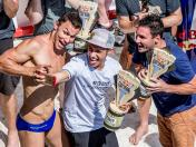 Mexicano Jonathan Paredes se coronó en el Red Bull Cliff Diving World Series 2016