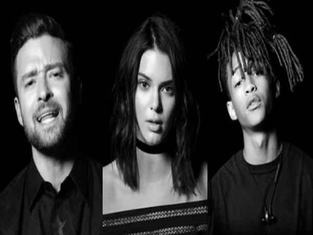 Kendall Jenner, Justin Timberlake, Usher, hacen remake del tema Where is the love