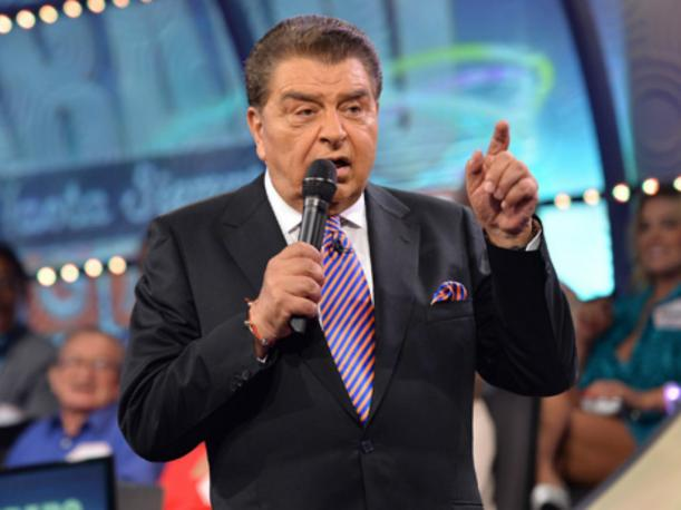 Don Francisco regresa a la TV con 3 millones de espectadores