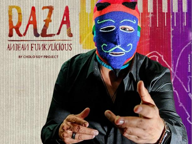 Jaime Cuadra, nominado al Independent Music Awards por su álbum Raza