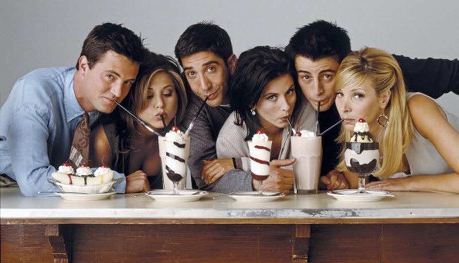 Jennifer Aniston habla de Friends. (Foto: Getty Images)