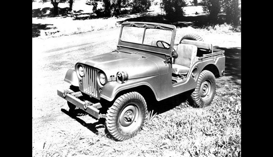 Willys-Overland M38A1 (1952). (Foto: Infobae)