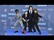Elenco de Stranger Things hizo de las suyas en Critics Choice Awards