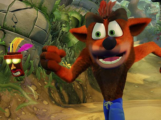 PlayStation 4 ¿Crash Bandicoot N. Sane Trilogy saldrá para febrero?
