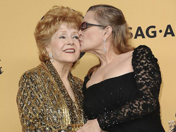 Carrie Fisher y Debbie Reynolds: este es el tráiler de su documental para HBO
