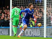 Chelsea venció 3-1 Arsenal por la Premier League