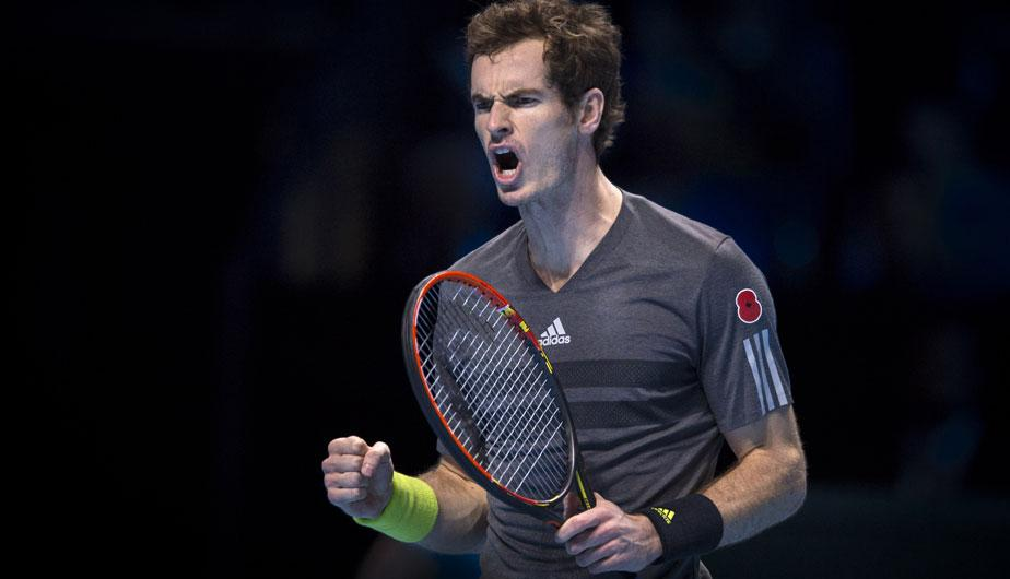 1. Andy Murray (GBR) – 11.540 puntos | Foto: Getty