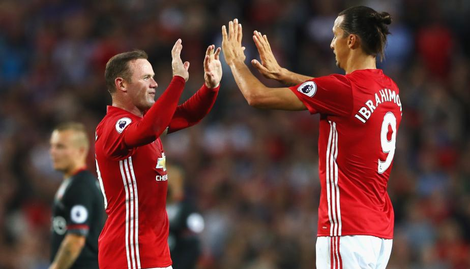Wayne Rooney no dejará el Manchester United pese al fuerte interés de varios clubes de la Superliga china. (Foto: Getty Images)