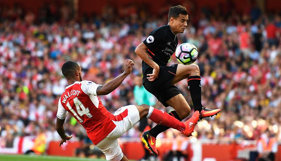 Liverpool vs Arsenal se roba las miradas este fin de semana en la Premier League. (Foto: Getty Images)