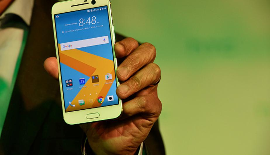El HTC 10. (Foto:Getty Images)
