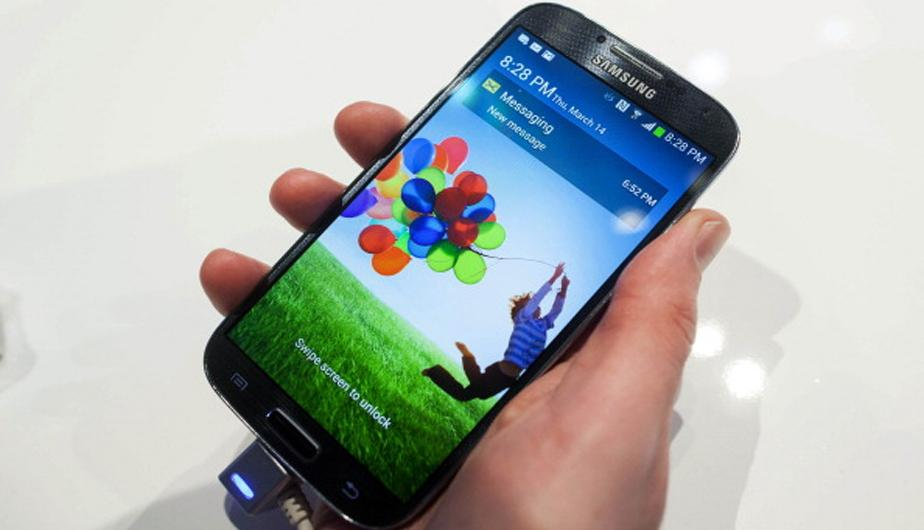 1. Samsung Galaxy S4. (Foto: Getty Images)