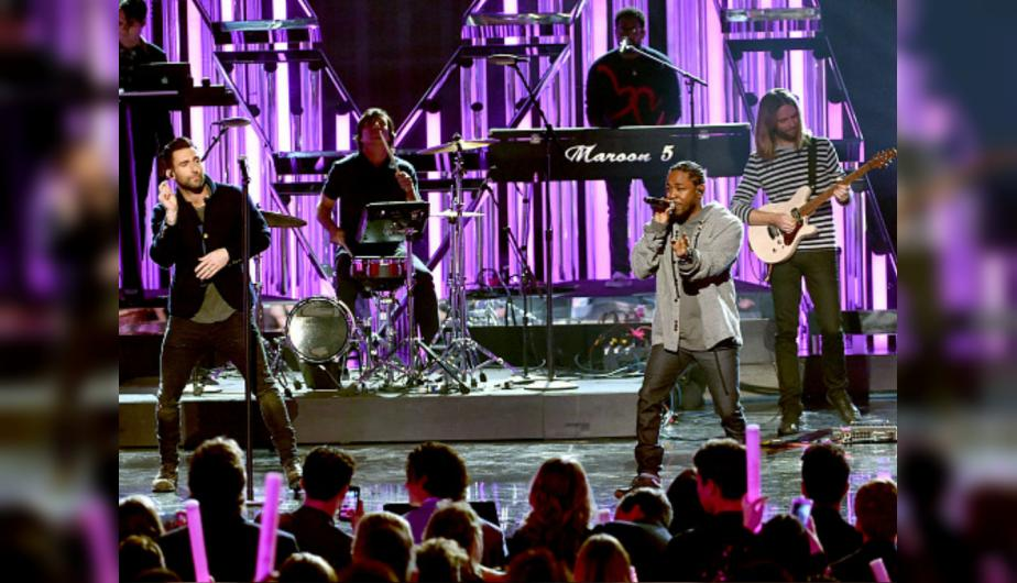Maroon 5 (Foto: Getty)
