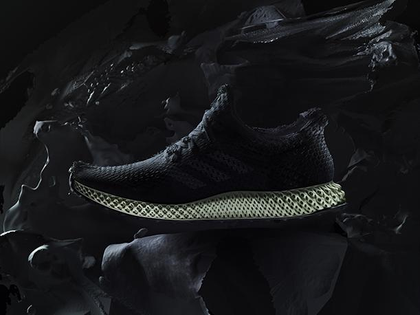 adidas revela la primera aplicación en la industria de Digital Light Synthesis con Futurecraft 4D