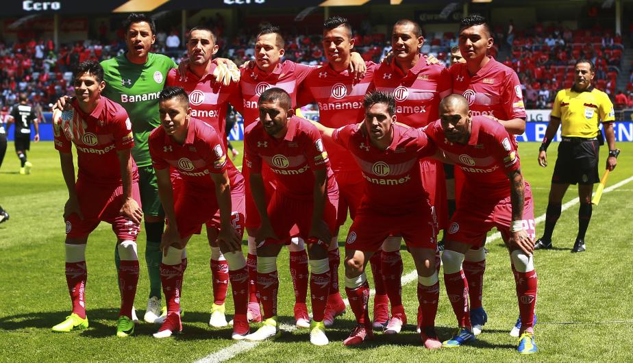Deportivo Toluca. (Foto: Getty Images)