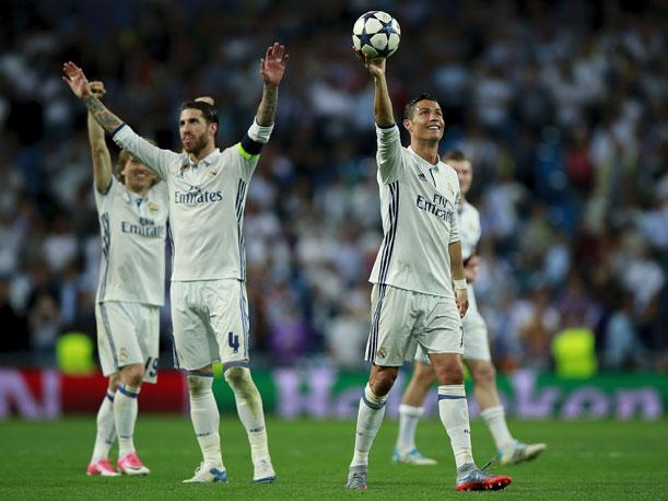 Champions League| El Bayer Munich no pudo frente al Real Madrid